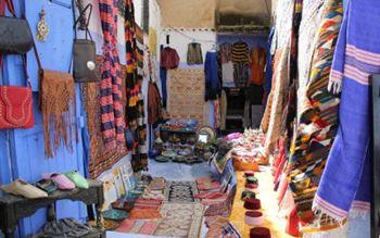 Basar in Marokko