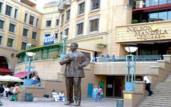Südafrika - Johannesburg - Nelson Mandela