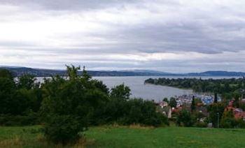 Blick von Wallhausen über das schwäbische Meer