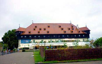 Konzilgebäude am Konstanzer Hafen