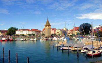 Hafen - Lindau am Bodensee
