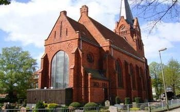 Kirche in Bremen-Huchting