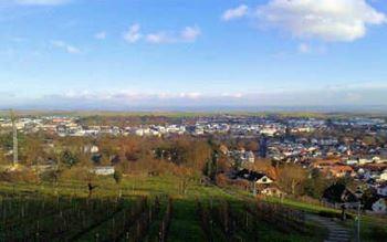 Blick vom Johannisberg
