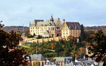 Hessen-Schloss Marburg