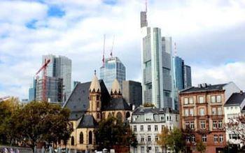 Hessen-Frankfurter Skyline