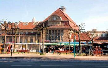 Am Südbahnhof