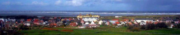 Borkum Panorama