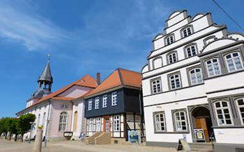 Marktplatz in Gifhorn