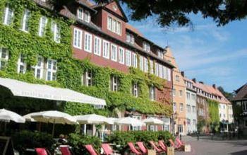 Hannover - Altstadt: Ballhofplatz