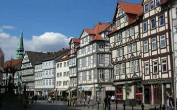 Hannover - Altstadt: Holzmarkt