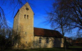 Kirche in Wolfsburg Mörse