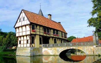 Torhaus des Schlosses Burgsteinfurt