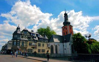 Fachwerkhäuser in Bad Kreuznach