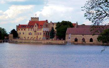 Wasserschloss in Flechtingen