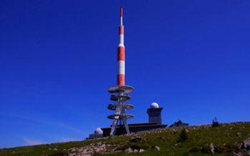Höchseter Berg im Harz - Der Brocken