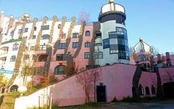 Hundertwasserhaus - Grüne Zitadelle