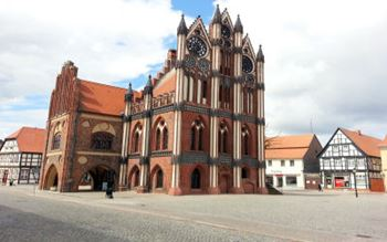 Historisches Rathaus in Tangermünde