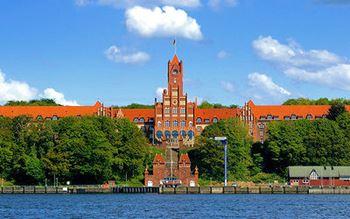 Schleswig-Holstein Flensburg - Marineschule Mürwik