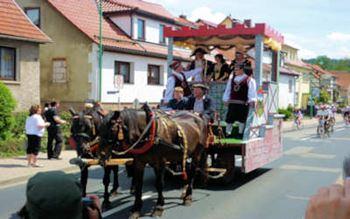 Gagenkarneval Umzugswagen