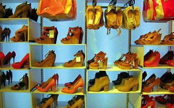 Schuhladen in Paris
