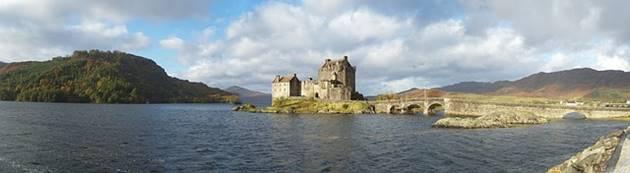 Urlaub in Schottland