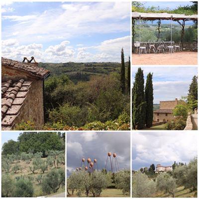 Die Toskana im Herbst
