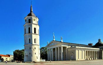 Kathedrale St. Stanislaus in Vilnus