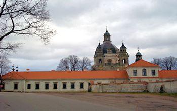 Kloster Pazaislis in Kaunas