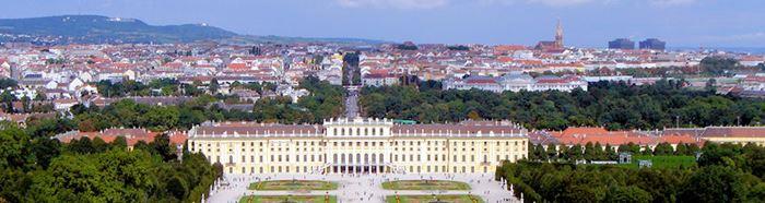 Wien im Panorama