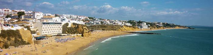 Portugal - Strand an der Algarve