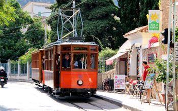 Mallorca Straßenbahn