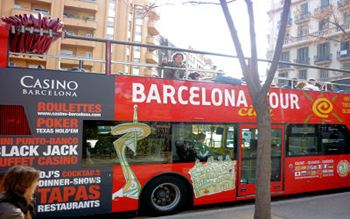 Barcelona - Spanien