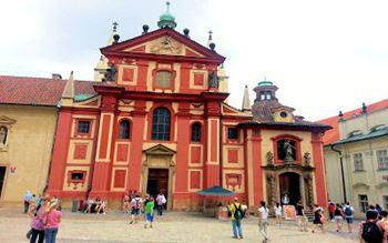 Kloster des heiligen Georg