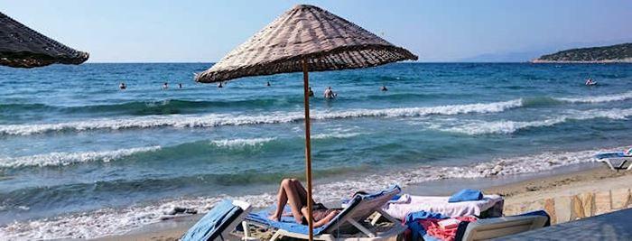 Türkische Ägäis - Strandurlaub