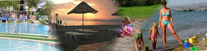 Urlaub in der Türkei