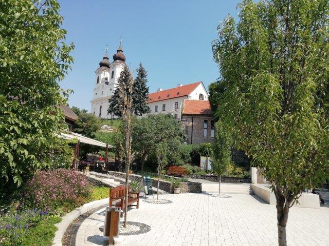 Benediktiner Kirche - Tihany