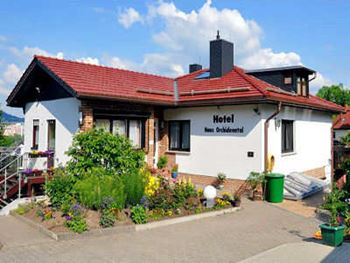 Hotel-Haus Orchideental