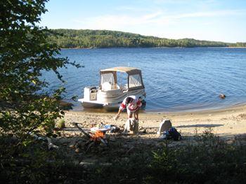 Bungalow in Grand Remous / Québec