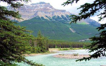 Kanadische Rockie Mountains