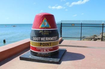 Florida - Southernmost Point in Key West