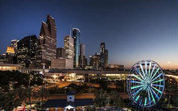 Skyline von Houston - Texas