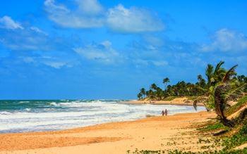 Brasilianischer Strand